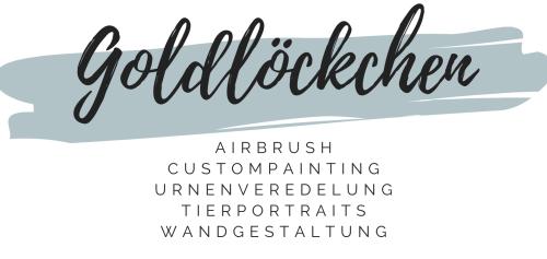 Goldlöckchen Airbrush